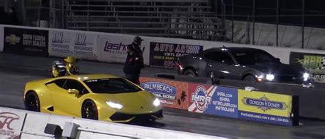 Lamborghini Huracan 0 60 Stock 2015 Lamborghini Huracan 1 4 Mile Trap Speeds 0 60
