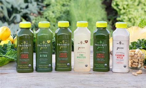La Vie Detox by Project Juice Seasonal Reset Cleanse Stokedyogi