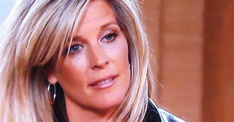carly s let s get soapy general hospital carly s great hair day