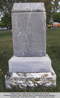 wealthy ann jones king (1845 1901) find a grave memorial