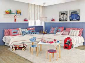 Ideas For Kids Bedroom Shared Room Design Submited Images