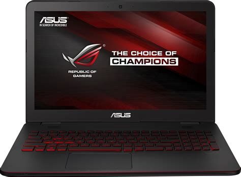 Laptop Gaming Asus Rog G551jw Cn319t asus rog g551jw dm150h gaming notebook