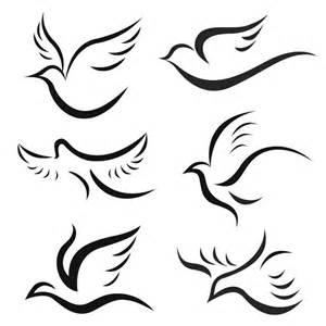 Small Dove Outline by 25 Melhores Ideias Sobre Tatuagens De Pomba Da Paz No Tatuagens De Pomba Pequenas