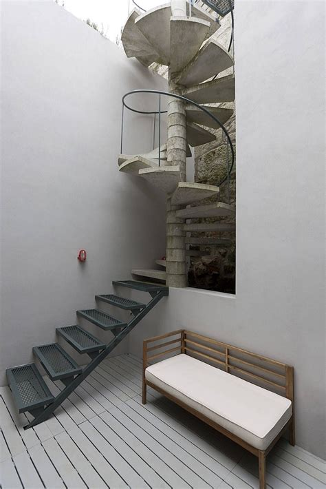 Cement Stairs Design 40 Breathtaking Spiral Staircases To About In Your Home