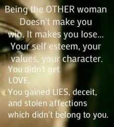 Break Up Letter To A Married Man Women Who Date Married Men On Pinterest Quotes About