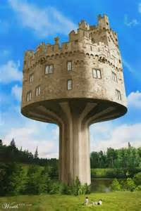 16 houses around the world castle house strange