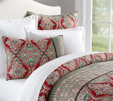 Potterybarn Quilts by Harlow Quilt Sham Pottery Barn