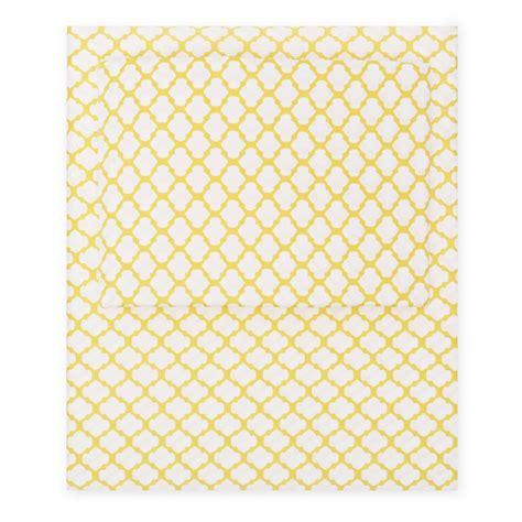 yellow pattern sheet set yellow and white sheets the yellow cloud crane canopy