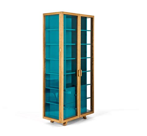 Armoire Cupboards Vitrina Tall Cabinet By Hierve Case Furniture