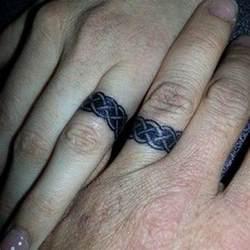 Wedding Ring Tattoo Ideas – Wedding Ring Tattoos Designs, Ideas and Meaning   Tattoos