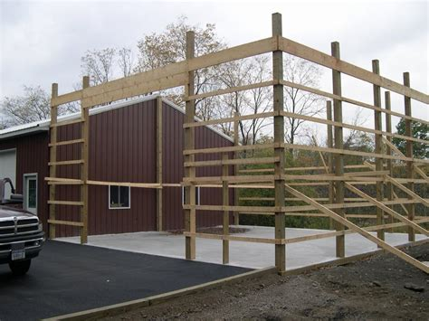 build a barn house how to build a pole barn building online woodworking plans