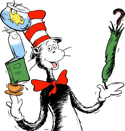 The Cat In The Hat by Choco Toujours The Cat In The Hat Dr Seuss