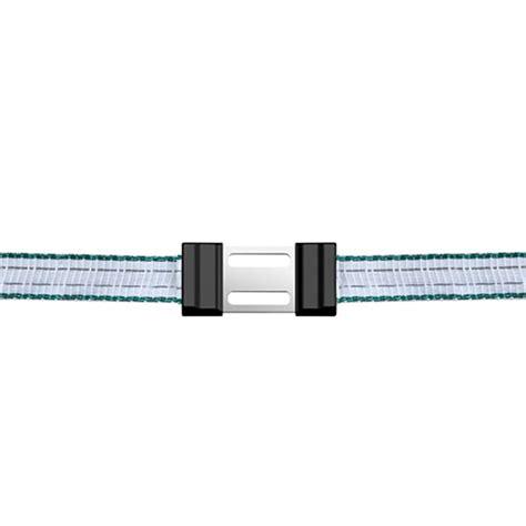 Lch Ruban 9022 1 ducatillon lot de 5 connecteurs pour ruban litzclip 174 20mm elevage