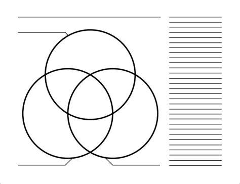 10 Venn Diagram Worksheet Templates Free Sle Exle Format Download Free Premium 3 Circle Template