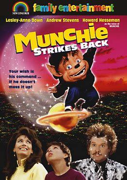 munchie strikes back wikipedia
