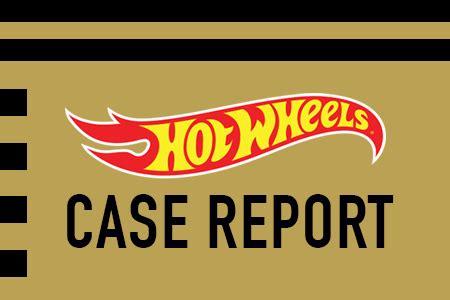"hot wheels 2018 mainline ""j"" case unboxing – orange track"