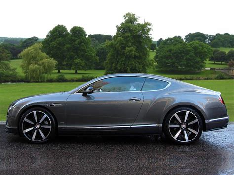 used bentley coupe used 2016 bentley continental gt coupe for sale in kent