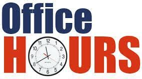 Food St Office Hours by Office Hours St Francis Of Assisi
