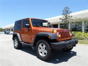 Used Rubicon Jeeps For Sale Used Jeep Wrangler Rubicon Florida Mitula Cars