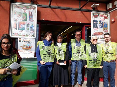 banco alimentare catania colletta alimentare in sicilia coinvolti 1 200