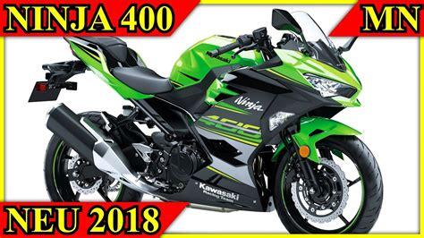 Motorrad Supersport by Kawasaki 400 Mehr Hubraum Mehr Supersport