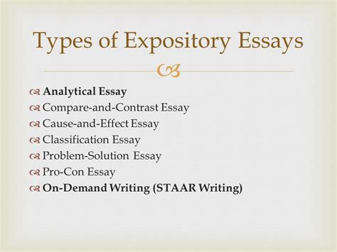 Problem Solution Essay Writing by Expository Writing Ppt