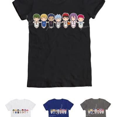 Kaos T Shirt Anime Kise Ryota Kuroko No Basuke Kurobas 03 mibustore 183 custom t shirts kuroko no basket