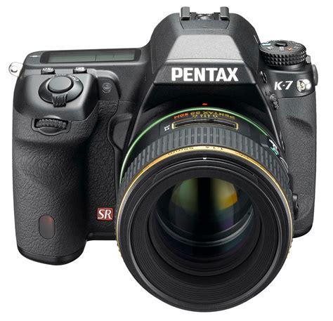 Kamera Pentax K7 pentax k 7 review