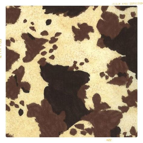 Cowhide Fabric For Sale Cow Print Cotton Fabric By The Yard Fleur Dot