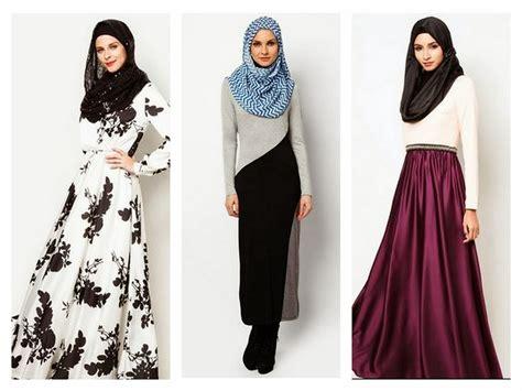 Fashion Muslimah Modern busana muslim trendy dan prediksi trend 2016 nibinebu