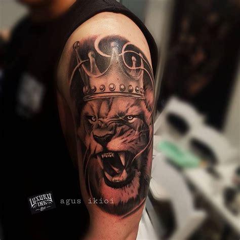 lowrider tattoo bali tatouage king lion