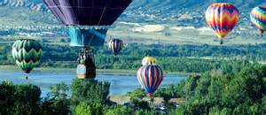 Air balloon enthusiasts for a unique festival experience call balloon