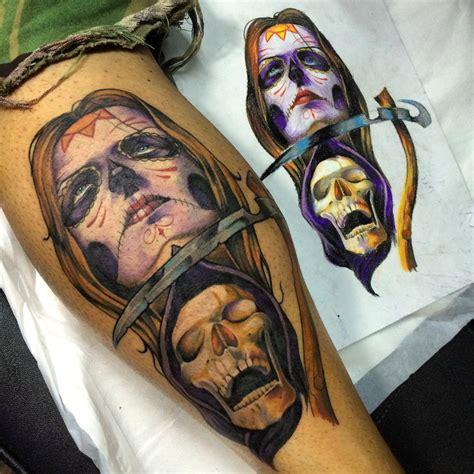 tattoo parlour parkhurst tattoo artist of the week thys uys tattoos lw mag