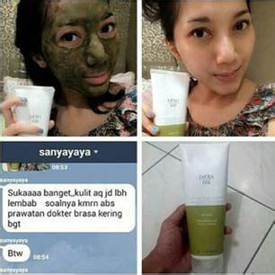 Masker Jafra Kemasan Kecil jual murah masker lumpur jafra masker wajah alami untuk