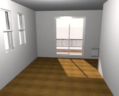room 3d 3d empty room wallpaper