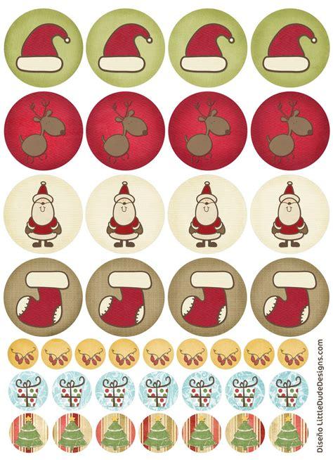 imagenes originales gratis tarjetas etiquetas y pegatinas de navidad para imprimir