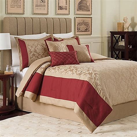 avalon 7 piece comforter set bed bath beyond