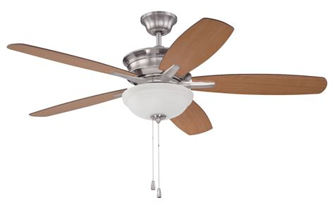 polished nickel ceiling fan craftmade brushed polished nickel ceiling fan with