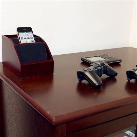 desktop charging station organizers you ll love wayfair charging station organizer ipad decoration furniture