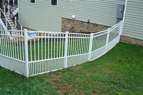 puppy guard fence aluminum fences k fence