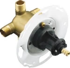 kohler k 304 ks na rite temp pressure balancing shower