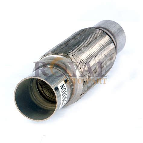 exhaust flex 20008dn exhaust flex pipe stainless steel braid 2