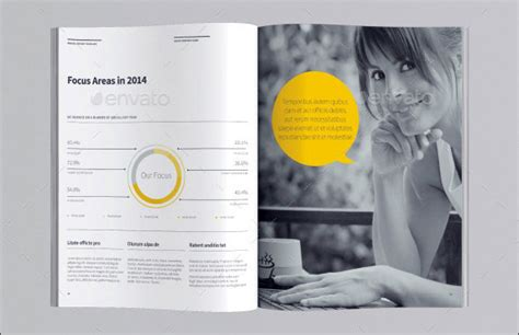 40 best corporate indesign annual report templates web
