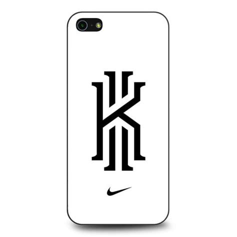 Casing Iphone 5 5s Se Kyrie Irving Hardcase Custom kyrie irving nike logo white1 iphone 5 5s se caseshunter
