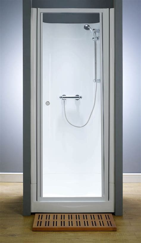 Shower Cubicle Door Kubex Eclipse Leak Proof Shower Cubicle With Pivot Door 800mm X 800mm