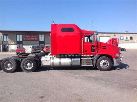 Mack Sleeper Trucks by 2014 Mack Cxu613 Sleeper Truck For Sale 151 396