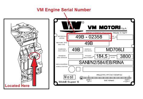 mercury boat motor vin decoder engine serial number location vm diesel specialist ltd