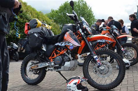 Ktm 690 Enduro R Rally Raid Crossing 3 Continents On A Ktm 690 Enduro Adv Pulse