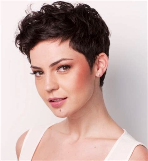 images  post chemo hair styles  pinterest