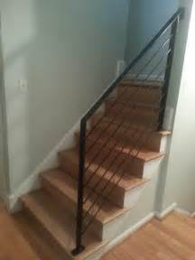 interior stair rails reliable rails inc